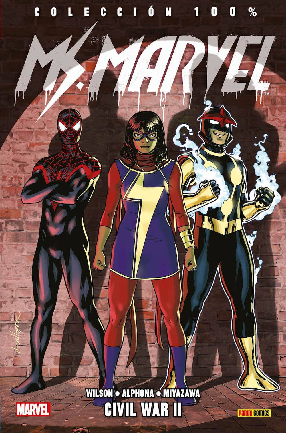 MS. MARVEL 05. CIVIL WAR II
