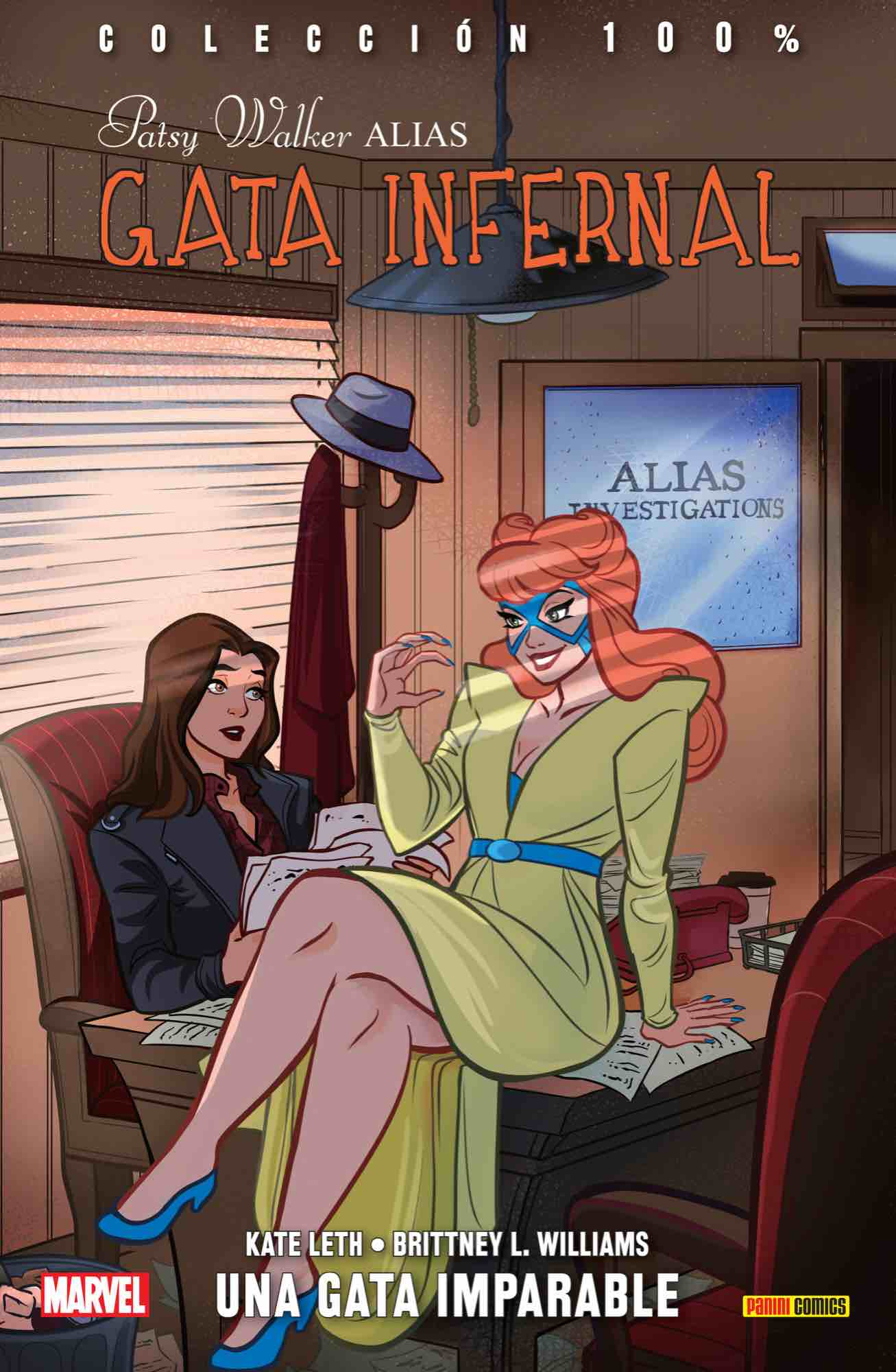 PATSY WALKER, ALIAS GATA INFERNAL 02. UNA GATA IMPARABLE