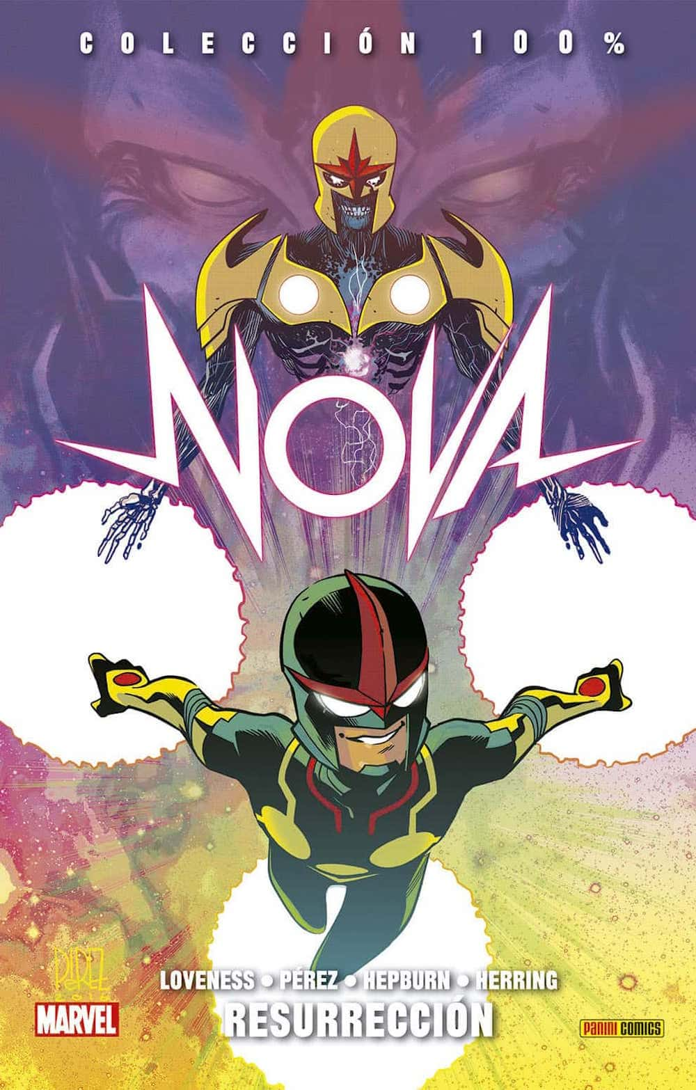 NOVA 08.  RESURRECCION