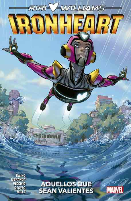 RIRI WILLIAMS: IRONHEART 01