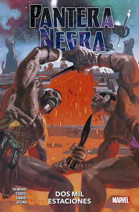 PANTERA NEGRA 03. DOS MIL ESTACIONES