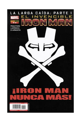 INVENCIBLE IRON MAN VOL 2 21 (LA LARGA CAIDA PARTE 1)