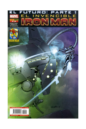 INVENCIBLE IRON MAN VOL.2 24 (EL FUTURO: PARTE 1)