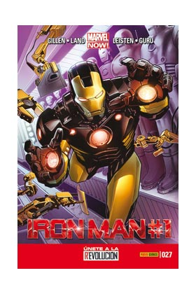 INVENCIBLE IRON MAN VOL 2 27