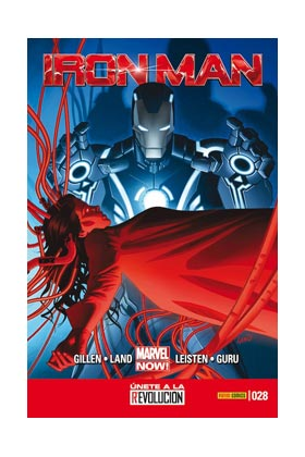 INVENCIBLE IRON MAN VOL 2 28