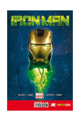 INVENCIBLE IRON MAN VOL 2 29