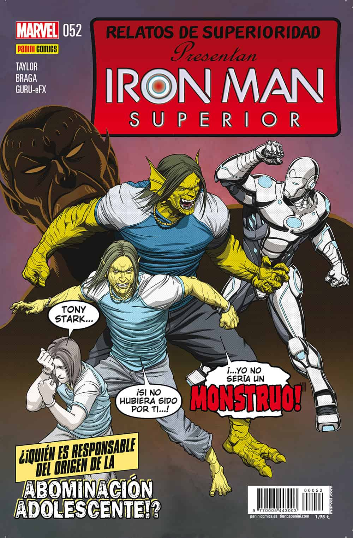 IRON MAN SUPERIOR  VOL 2 052