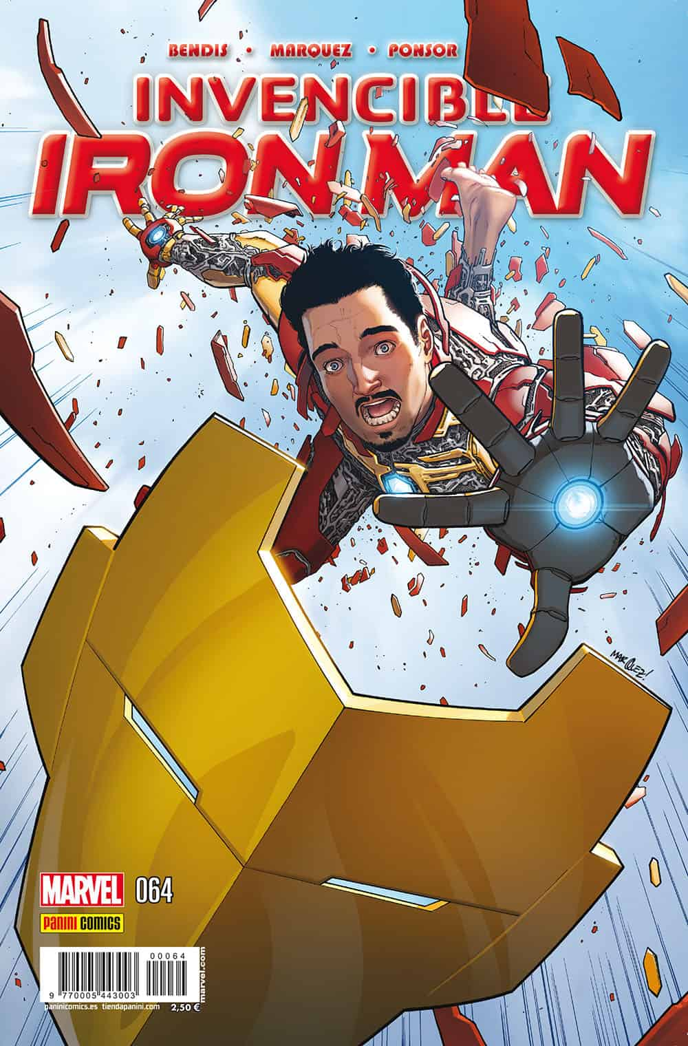 INVENCIBLE IRON MAN VOL 2 64