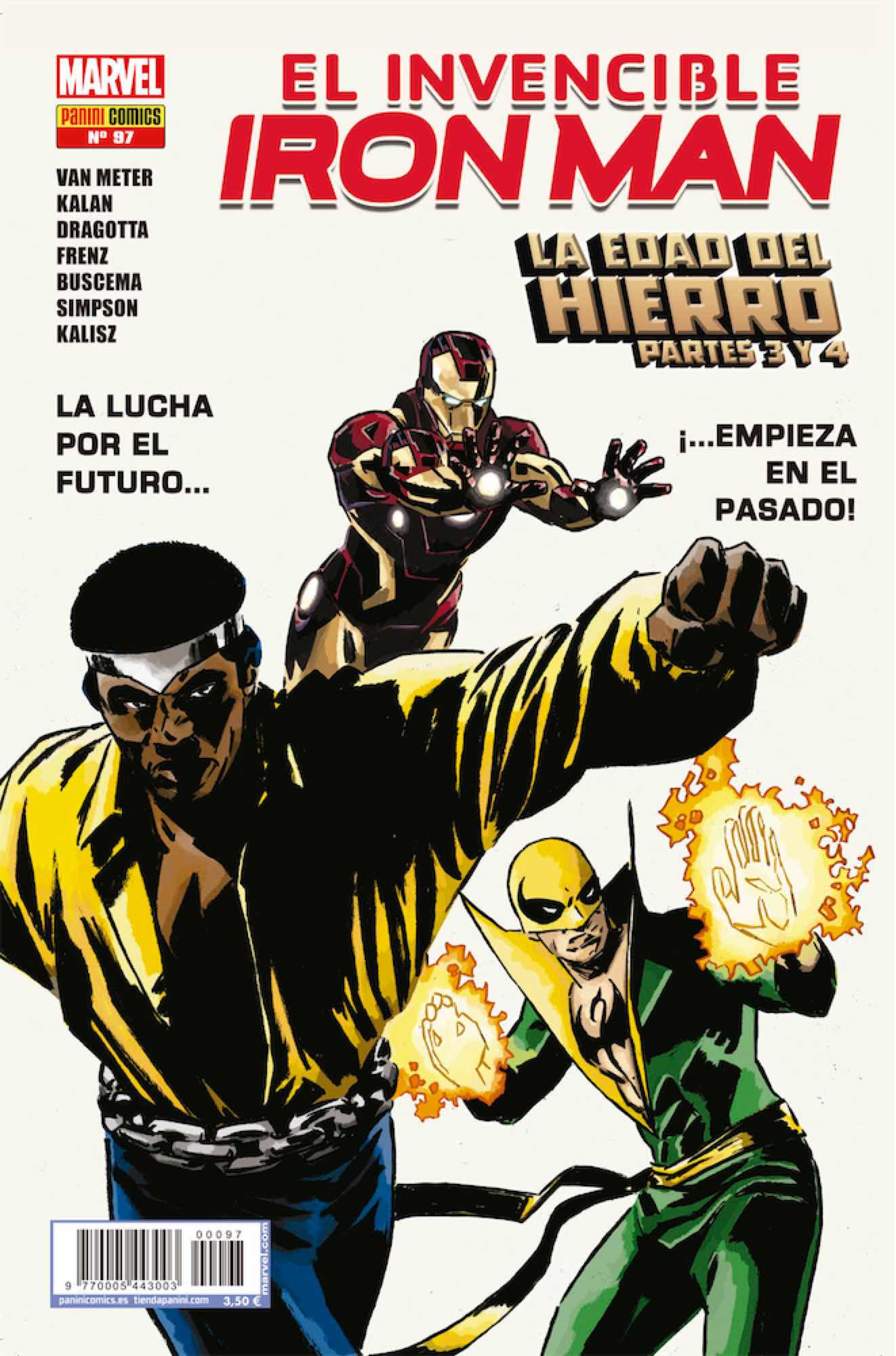 INVENCIBLE IRON MAN VOL 2 97