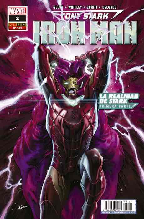 TONY STARK: IRON MAN 02