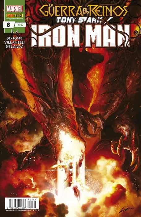 TONY STARK: IRON MAN 08