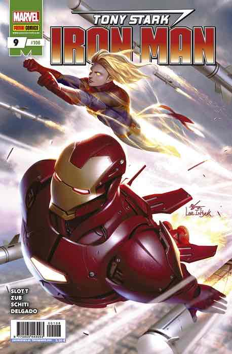 TONY STARK: IRON MAN 09