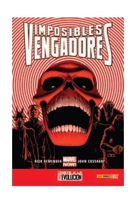 IMPOSIBLES VENGADORES 02