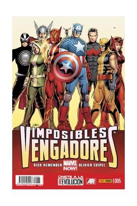 IMPOSIBLES VENGADORES 05