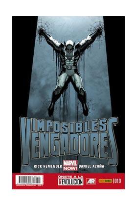 IMPOSIBLES VENGADORES 10