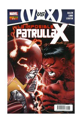 LA IMPOSIBLE PATRULLA-X 05