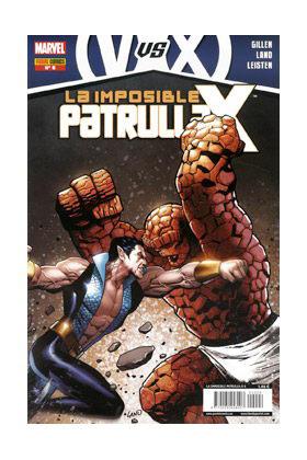 LA IMPOSIBLE PATRULLA-X 06