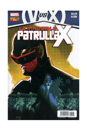 LA IMPOSIBLE PATRULLA-X 08