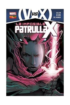 LA IMPOSIBLE PATRULLA-X 09