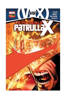 LA IMPOSIBLE PATRULLA-X 10