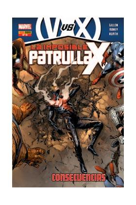 LA IMPOSIBLE PATRULLA-X 11