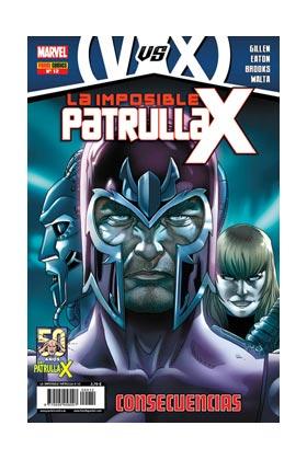 LA IMPOSIBLE PATRULLA-X 12