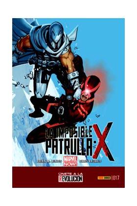 LA IMPOSIBLE PATRULLA-X 17
