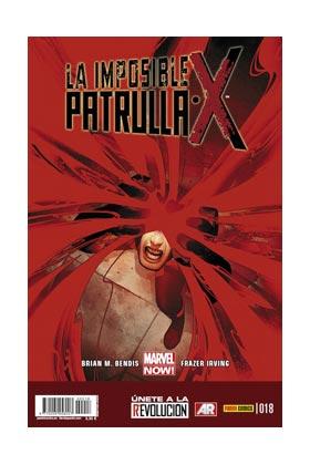 LA IMPOSIBLE PATRULLA-X 18