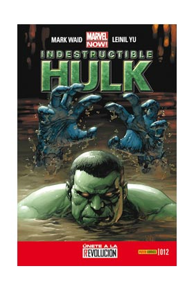 INDESTRUCTIBLE HULK V.2 12 (MARVEL NOW!)