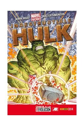 INDESTRUCTIBLE HULK V.2 14 (MARVEL NOW!)
