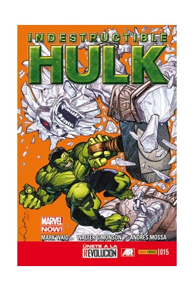 INDESTRUCTIBLE HULK V.2 15 (MARVEL NOW!)