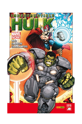 INDESTRUCTIBLE HULK V.2 16 (MARVEL NOW!)