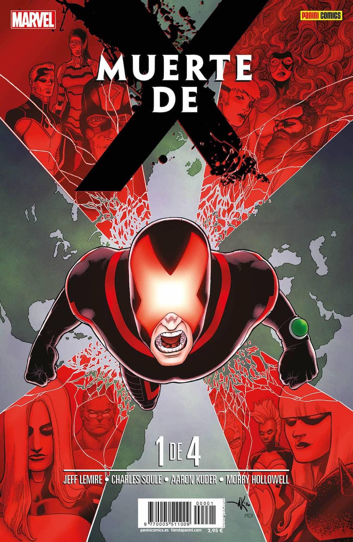 MUERTE DE X 01