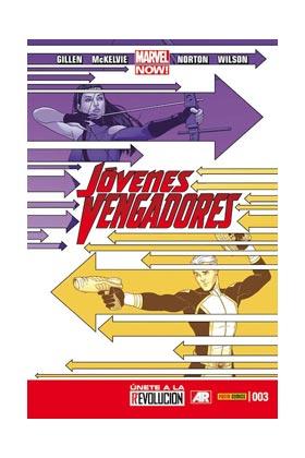 JOVENES VENGADORES VOL 2 03