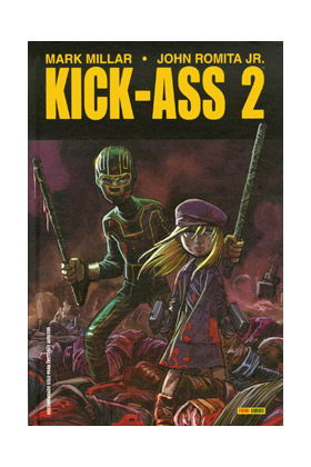 KICK ASS 02  (COMIC)