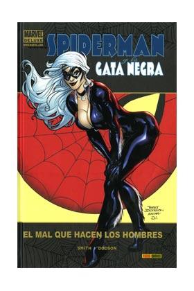 SPIDERMAN Y LA GATA NEGRA  (MARVEL DELUXE)