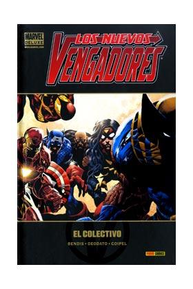 LOS NUEVOS VENGADORES 04: EL COLECTIVO  (MARVEL DELUXE)