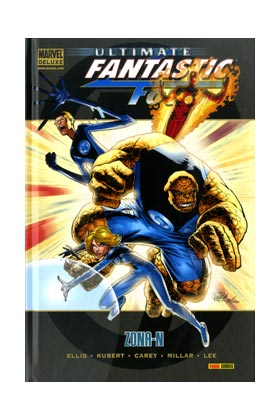 ULTIMATE FANTASTIC FOUR 02: ZONA-N (MARVEL DELUXE)