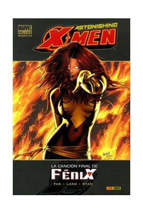 X-MEN: LA CANCION FINAL DE FENIX (MARVEL DELUXE)