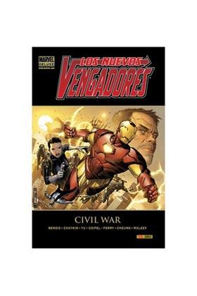 LOS NUEVOS VENGADORES 05: CIVIL WAR  (MARVEL DELUXE)