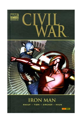 CIVIL WAR: IRON MAN (MARVEL DELUXE)