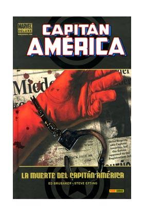 CAPITAN AMERICA 05: LA MUERTE DEL CAPITAN AMERICA  (MARVEL DELUXE)