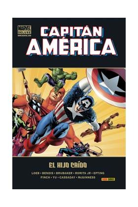 CAPITAN AMERICA: EL HIJO CAIDO (MARVEL DELUXE)