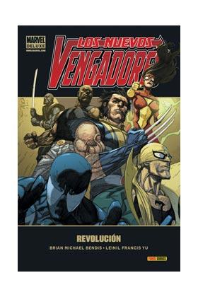LOS NUEVOS VENGADORES 06: REVOLUCION  (MARVEL DELUXE)