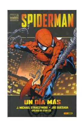 SPIDERMAN: UN DIA MAS (MARVEL DELUXE)