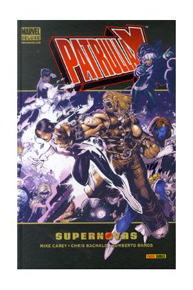 PATRULLA-X: SUPERNOVAS (MARVEL DELUXE)