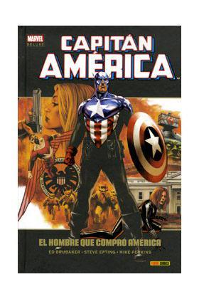 CAPITAN AMERICA 07: EL HOMBRE QUE COMPRO AMERICA  (MARVEL DELUXE)