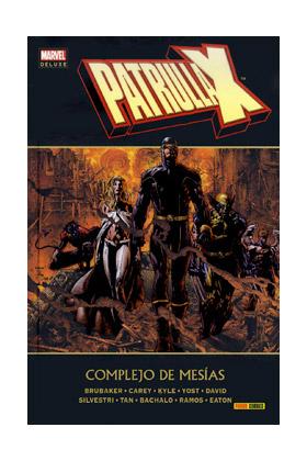 PATRULLA-X COMPLEJO DE MESIAS (MARVEL DELUXE)