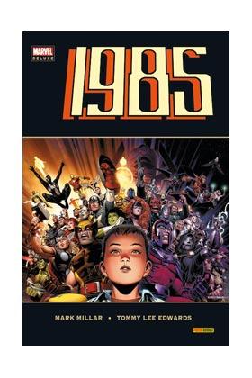 1985 - EL AÑO DE NUESTRA VIDA (MARVEL DELUXE)