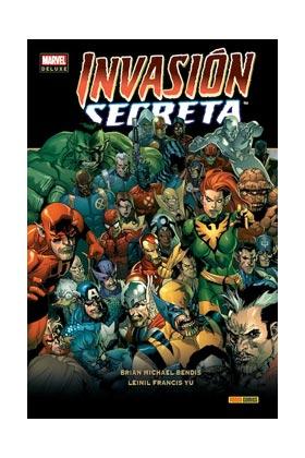 INVASION SECRETA  (MARVEL DELUXE)